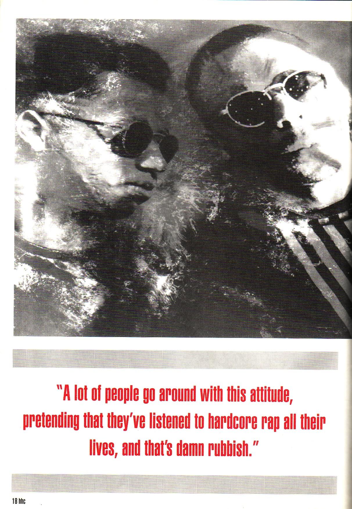 Hip Hop Connection #028 (May 1991) – Britcore