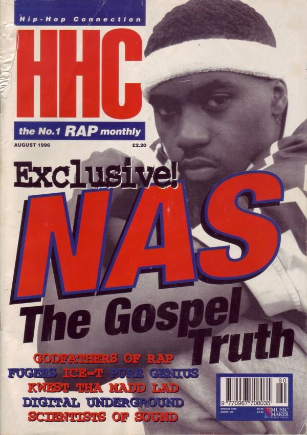 Hip Hop Connection #090 (August 1996) – Britcore